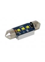 [High Power LED sulfid autožiarovka C5W 36mm Canbus 15W]