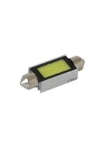 [LED autožiarovka Sulfid C10W 42mm biela Ceramic ]