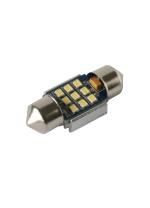 [LED autožiarovka Sulfid C3W 31mm Canbus biela 4th Gen.]