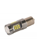 [Cree LED autožiarovka BA15s P21W Canbus 100% biela 150W]