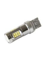 [Cree LED autožiarovka T20 (7443) W21/5W Canbus 100% biela 150W]
