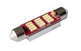 [LED autožiarovka Sulfid C10W 42mm Canbus 3rd. Gen.]