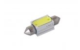 [LED autožiarovka Sulfid C5W 36mm biela Ceramic +]