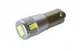 [LED autožiarovka BAx9s biela 3rd Gen.]