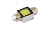 [LED autožiarovka Sulfid C3W 31mm biela Ceramic]