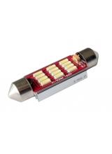 [LED autožiarovka Sulfid C10W 42mm Canbus 3.Gen.]