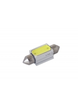 [LED autožiarovka Sulfid C10W 42mm biela Ceramic +]