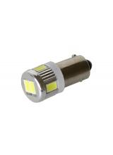 [LED autožiarovka BA9s biela 3rd Gen.]