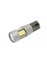 [LED autožiarovka T10 W5W Canbus biela 4th Gen.]