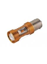 [Philips CSP LED autožiarovka BAU15s P21W Canbus oranžová 84W]