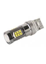 [Cree LED autožiarovka T20 (7440) Canbus 100% biela 150W]