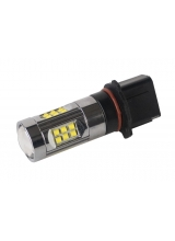 [Cree LED autožiarovka P13W Canbus 100% biela 150W]