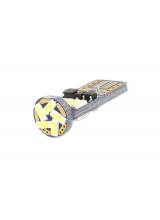 [LED autožiarovka T10 (W5W) Canbus biela 4th Gen. verzia slim]