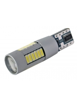 [High Power SMD with lens LED autožiarovka T10 (W5W) Canbus 60W]