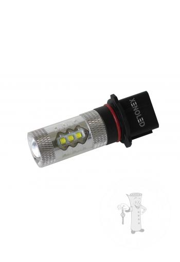 Cree LED autožiarovka P13W Canbus biela 80W