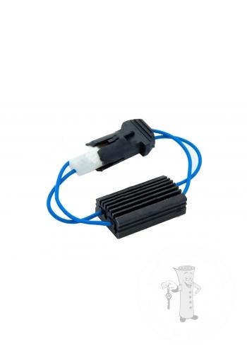LED Adaptér - rezistor T10 (W5W)