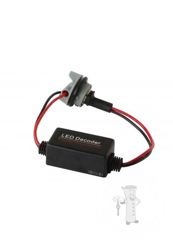 LED Adaptér - rezistor BA15S