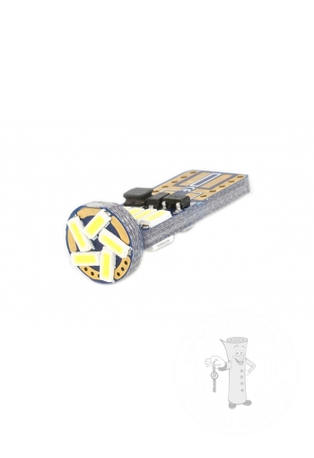 LED autožiarovka T10 (W5W) Canbus biela 4th Gen. verzia slim