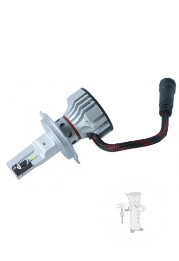 LED autožiarovka H4 Cree Canbus 12000 Lumen