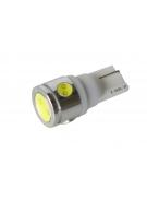 [LED Ceramic autožiarovka T10 W5W biela]